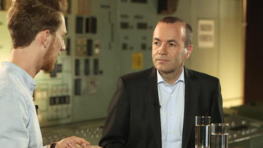 Klamroths Konter - Zu Gast: Manfred Weber