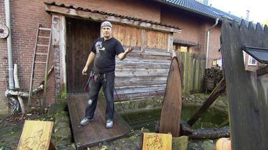Die Schnäppchenhäuser - Eine Sauna Für Die Ritterburg