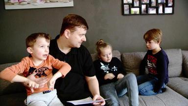 Mensch Papa! Väter Allein Zu Haus - Sendung Vom 30.12.2019