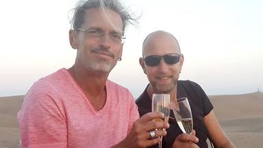 Goodbye Deutschland - Heute U.a. Mit: Frank Und Marcus Basler, Gran Canaria