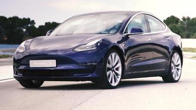 Auto Mobil - Heute U.a.: Fahrbericht Tesla Track Mode Mit Lance