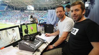 Die Mannschaft Bei Nitro - Das Spiel: Deutschland Gegen Deutschland