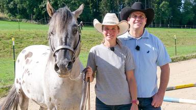 Die Pferdeprofis - Heute U.a. Mit: Miriam Mit Hengst \