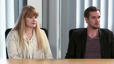 Gerichtsreport Deutschland - Freizügiges Paar Weigert Sich, Vorhänge Anzubringen