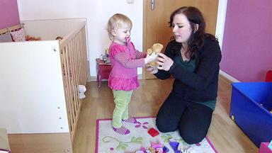 Mein Kind, Dein Kind - Wie Erziehst Du Denn? - Franziska Vs. Danielle