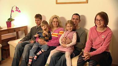 Zuhause Im Glück - Die Familie Musste Einige Schicksalsschläge Verkraften.