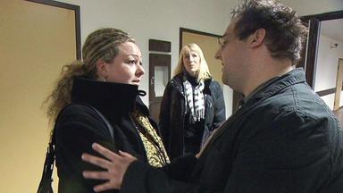 Familien Im Brennpunkt - Frau Wird überraschend Verhaftet