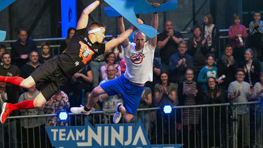 Team Ninja Warrior Germany - Folge 4