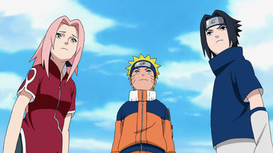 Naruto Shippuden - Team 7