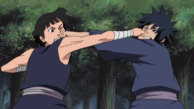 Naruto Shippuden - Hashirama Und Madara