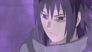 Naruto Shippuden - Augen, Die In Die Finsternis Blicken