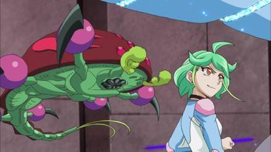 Yu-gi-oh! Arc-v - Im Griff Des Parasiten