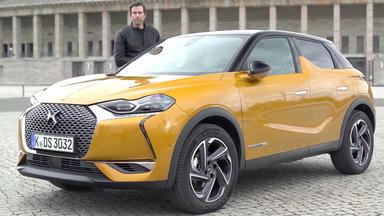 Auto Mobil - Thema Heute U.a.: Fahrbericht Citroen Ds3 Crossback
