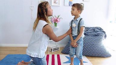 Mein Kind, Dein Kind - Wie Erziehst Du Denn? - Baifroen Vs. Manfred