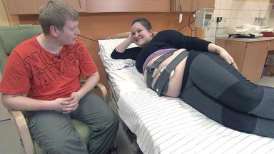 Die Babystation - Jeden Tag Ein Kleines Wunder - Vanessa Und Mirko Erwarten Ihr Zweites Gemeinsames Kind