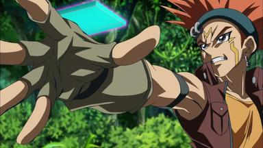 Yu-gi-oh! Arc-v - Die Battle-bestie
