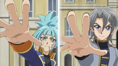 Yu-gi-oh! Arc-v - Ein Brutales Duell!