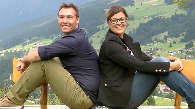 4 Hochzeiten Und Eine Traumreise - Tag 3: Nadine Und Thomas, Mittelberg