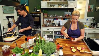 Essen & Trinken - Für Jeden Tag - Eine Extraportion Sonne Bitte - Gerichte Mit Pfirsich, Aprikose Und Nektarine