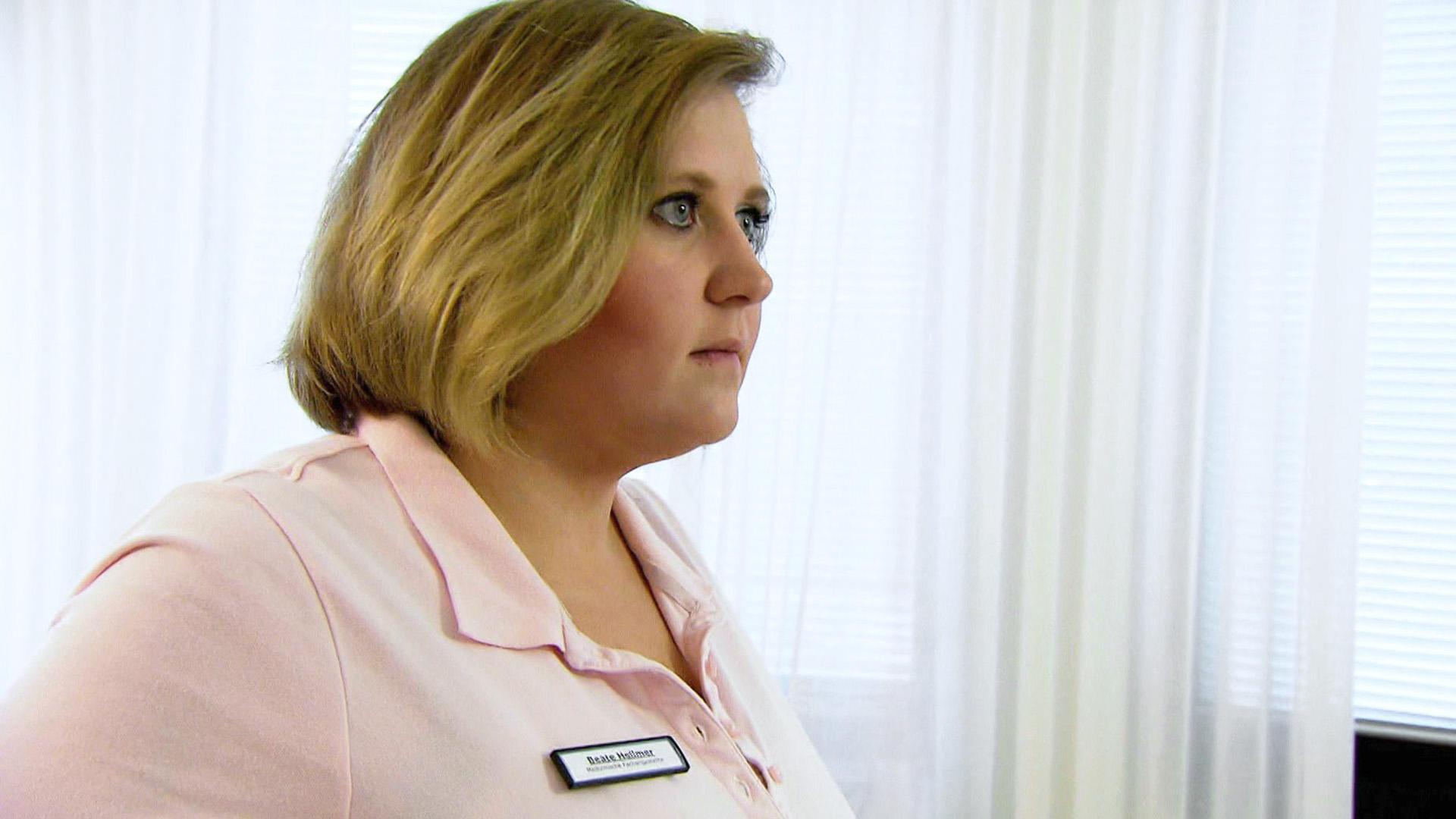Übergewichtige Arzthelferin will es ihrem Chef zeigen | Folge 2