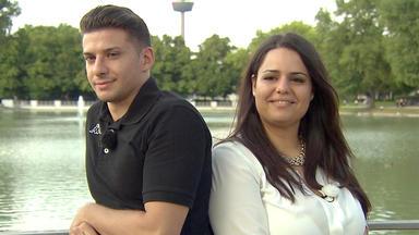 4 Hochzeiten Und Eine Traumreise - Tag 3: Fabiola Und Dario, Köln