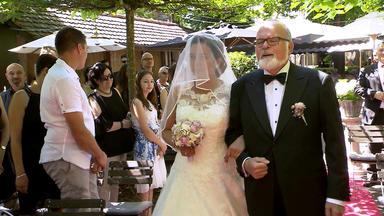 4 Hochzeiten Und Eine Traumreise - Tag 1: Fatima Und Patrick, Bubendorf (ch)