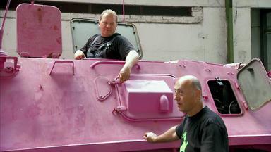 Axel & Micha - Die Zwei Vom Schrauberhof - Panzerreparatur