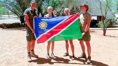 Goodbye Deutschland - Heute U.a. Mit: Familie Reinhardt, Namibia