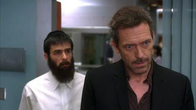 Dr. House - Schalom, Dr. House?