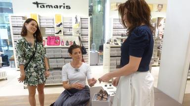 Shopping Queen - Gruppe Mannheim\/heidelberg: Tag 5 \/ Manuela