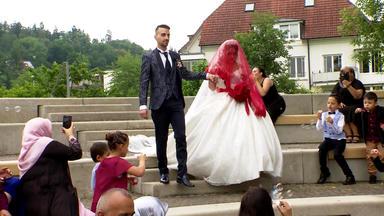 4 Hochzeiten Und Eine Traumreise - Tag 4: Ayse Und Sandro, Hohentengen