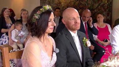 4 Hochzeiten Und Eine Traumreise - Tag 3: Ksenia Und Matthias, Frankfurt Am Main