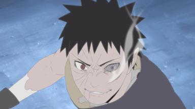 Naruto Shippuden - Kakashi Gegen Obito