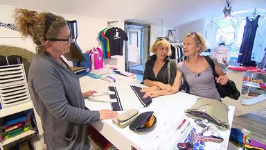 Shopping Queen - Gruppe Konstanz (bodensee): Tag 2 \/ Johanna