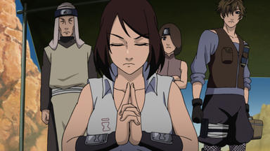 Naruto Shippuden - Mein Platz In Dieser Welt