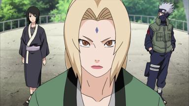 Naruto Shippuden - Die Neuen Chunin-prüfungen