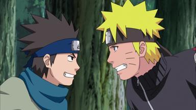 Naruto Shippuden - Narutos Rivale