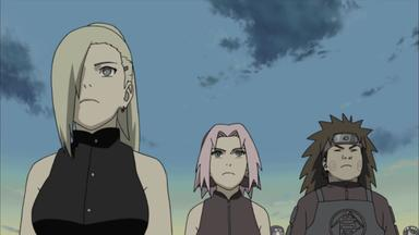 Naruto Shippuden - Am Vorabend Der Zweiten Runde