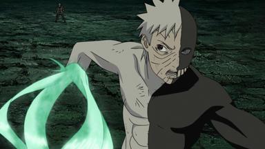 Naruto Shippuden - Zwei Mangekyo