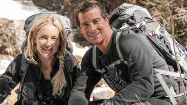 Bear Grylls: Stars Am Limit - Kate Hudson