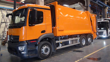 Alltagsheld Müllwagen - Hightech Auf Rädern - Alltagsheld Müllwagen - Hightech Auf Rädern