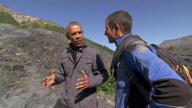 Bear Grylls: Stars Am Limit - Barack Obama Special