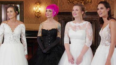 Die Schönste Braut - Gruppe 3: Tag 5 \/ Finale