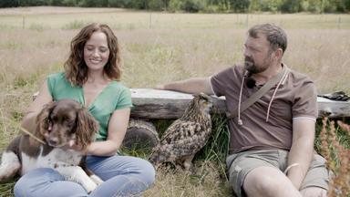 Tierisch Beste Freunde - Heute U.a. Mit: Eule Hugo Und Hündin Ronja
