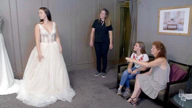 Die Schönste Braut - Gruppe 5: Tag 2 \/ Milena, Neu-anspach