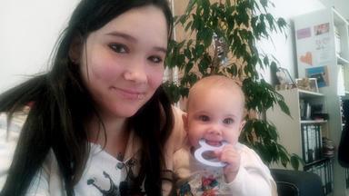 Teenie-mütter - Wenn Kinder Kinder Kriegen - Silvana Und Natalie