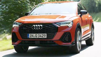 Auto Mobil - Thema Heute U.a.: Audi Q3 Sportback Mit Andreas