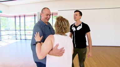 Ran An Den Speck - Familien Nehmen Ab - Nadja Und Rainer Schwingen Das Tanzbein