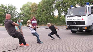 Ran An Den Speck - Familien Nehmen Ab - Mensch Gegen Lkw