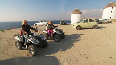 Die Geissens - Inseltour Auf Mykonos